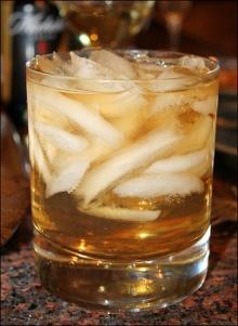 bourbon-water
